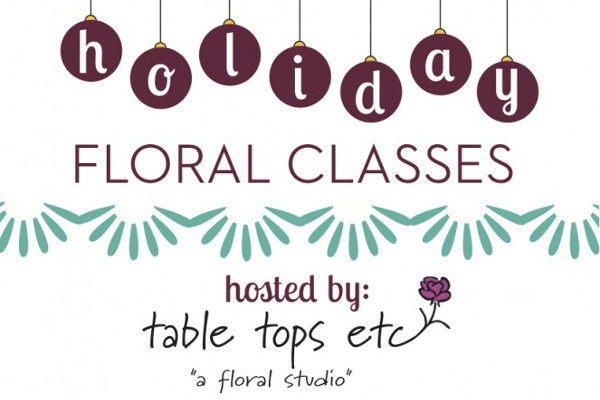 Floral Classes 2013 featured image