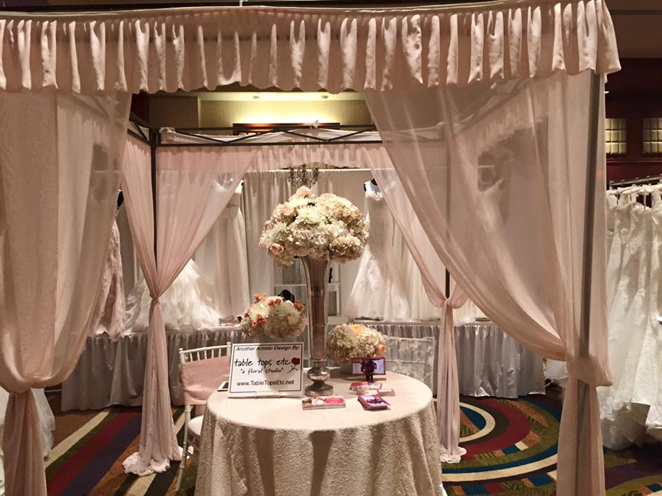 table tops etc bridal show phoenix