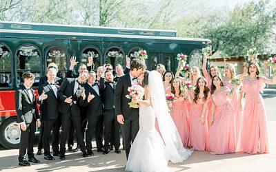 Wedding Spotlight: Stephanie + Aaron