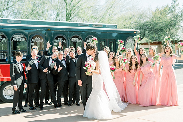 Wedding Spotlight: Stephanie + Aaron