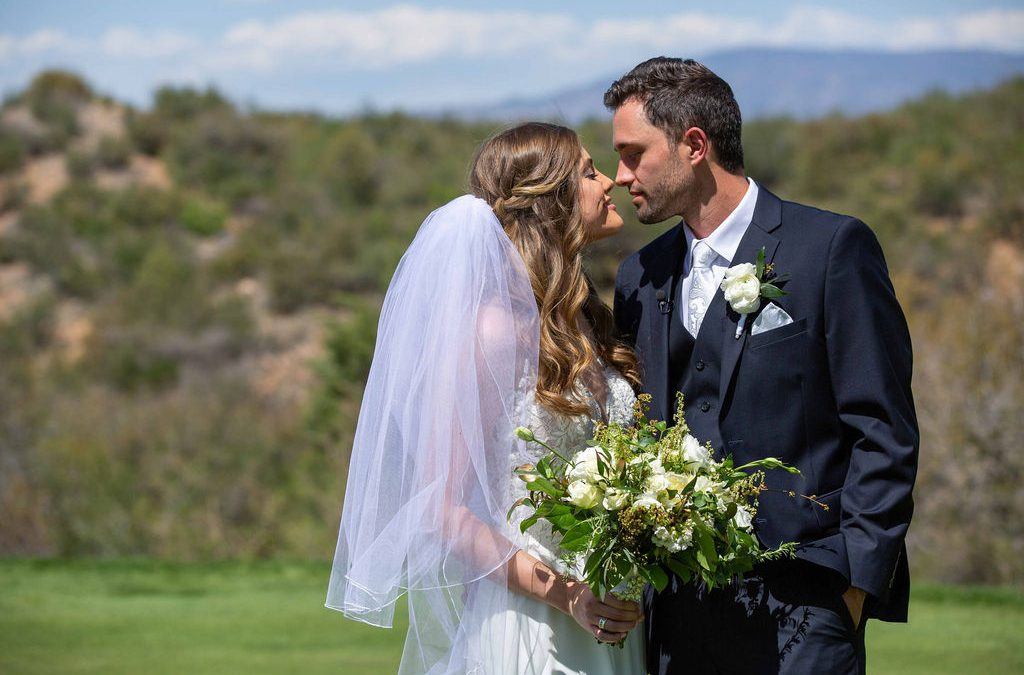Taylor + Shay's Prescott Wedding